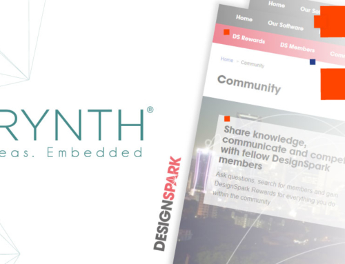 Over 700.000 DesignSpark community members have access to Zerynth Studio