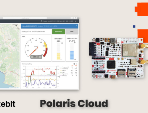 Introducing Polaris Cloud – track a whole group of vehicles from one Cloud dashboard