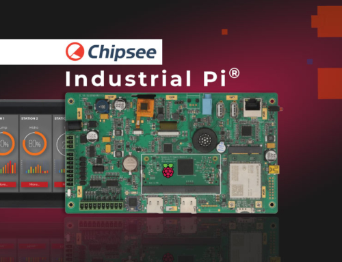 Chipsee Introduces the Industrial Pi