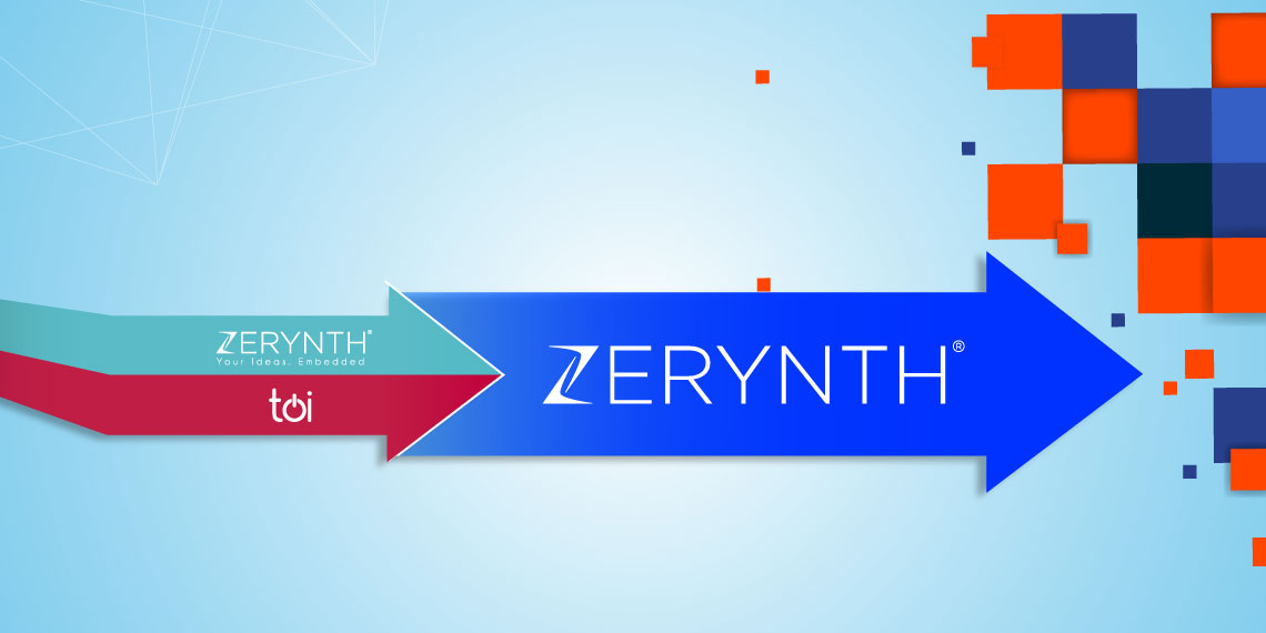 Zerynth and TOI join forces banner