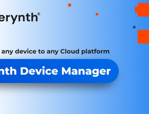 Zerynth announces the new Device Manager