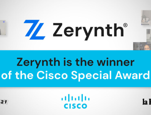 Zerynth is the winner of the Cisco Special Award