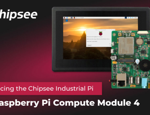 Chipsee Industrial Pi for Raspberry Pi Compute Module 4